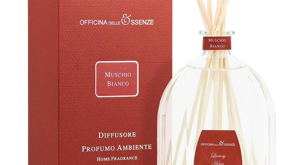 MUSCHIO BIANCO - DIFFUSORE 250 ml