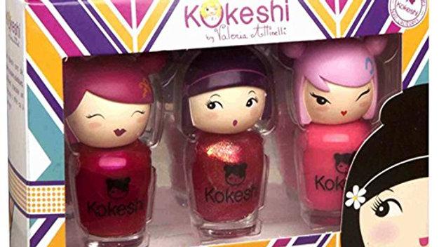 SMALTI KOKESHI COLLECTION -FUCSIA