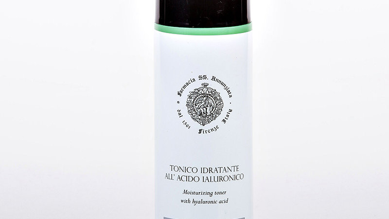 TONICO IDRATANTE ALL'ACIDO IALURONICO - 250 ml