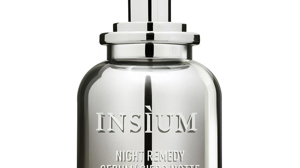 NIGHT REMEDY SERUM SIERO NOTTE RIPARATORE - 30 ml/1 FL.OZ