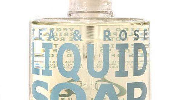 SAPONE LIQUIDO TEA & ROSE - 300 ml