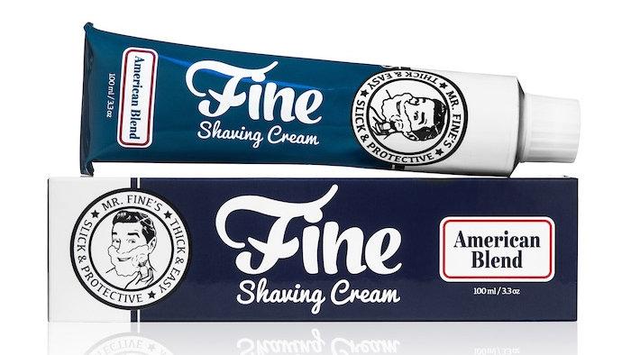 SHAVING CREAM AMERICAN BLEND - 100 ml