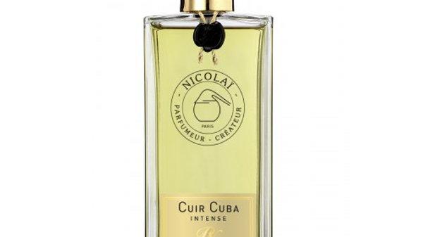 CUIR CUBA INTENSE - 100 ml
