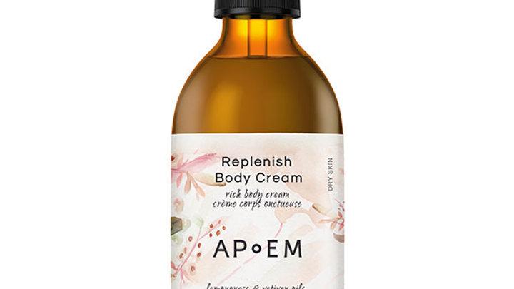 REPLENISH  BODY CREAM - 250 ml