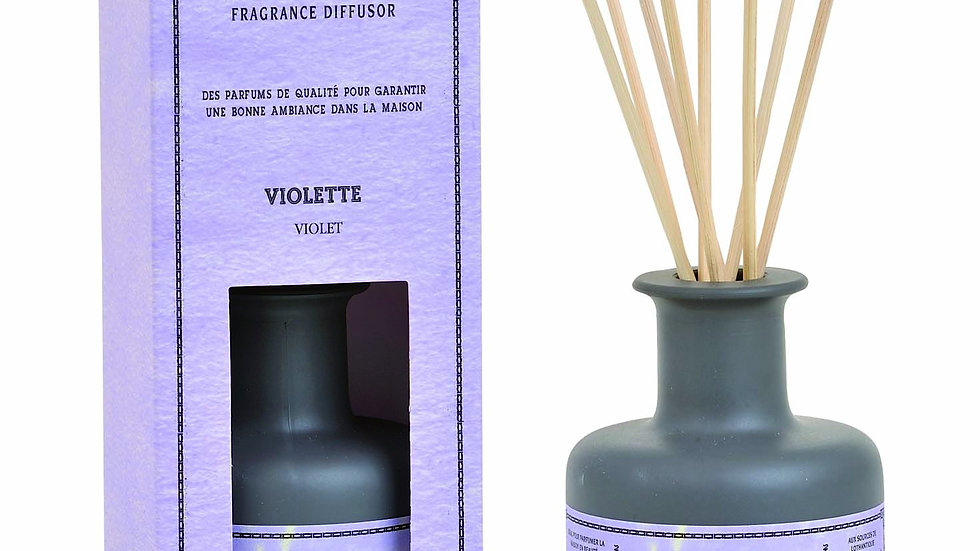 VIOLETTE - DIFFUSORE 100 ml