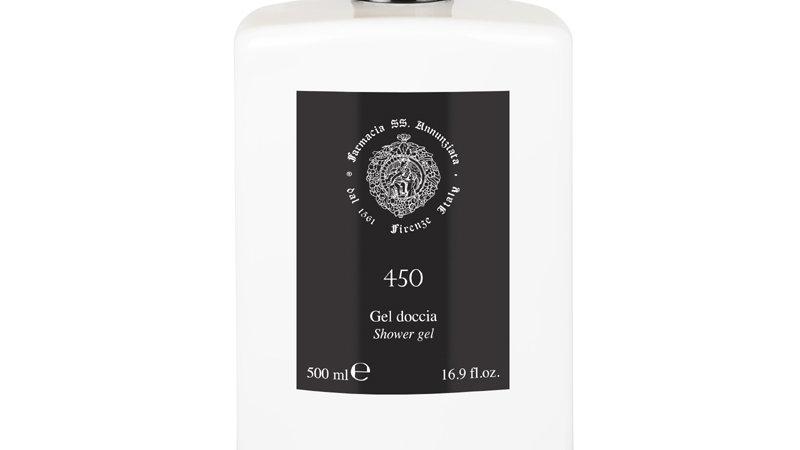450 GEL DOCCIA - 500ml
