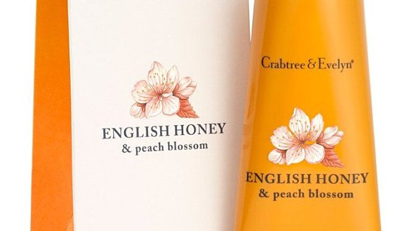 CREMA MANI ENGLISH HONEY & PEACH BLOSSOM - 100 ml