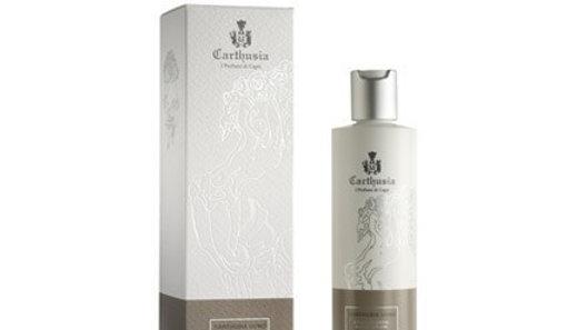 CREMA CORPO CARTHUSIA UOMO- 250 ml