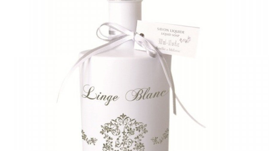 LINGE BLANC, SAPONE LIQUIDO - 300 ml