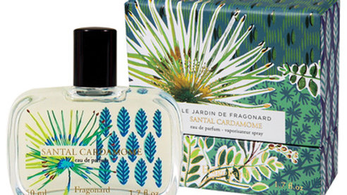 SANTAL CARDAMOME - 50 ml