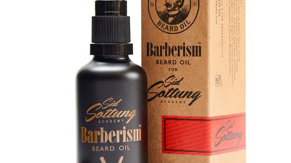 OLIO DA BARBA  BARBERISM - 10 ml