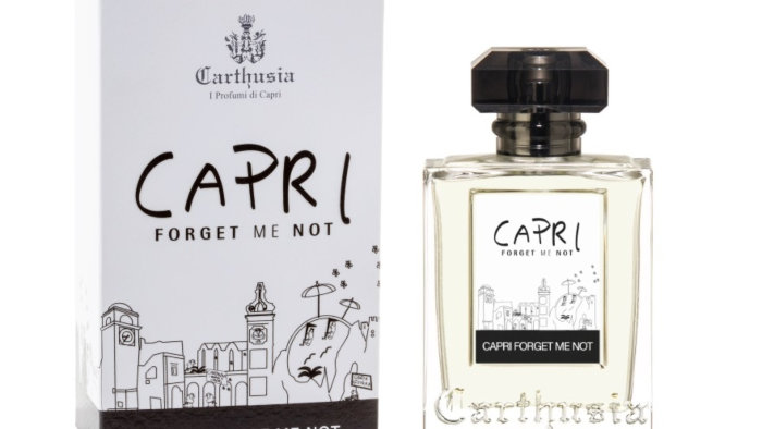 CAPRI FORGET ME NOT - EDP - 100 ml