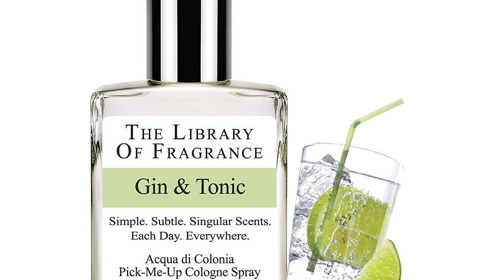 GIN & TONIC - 30 ml