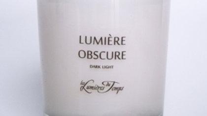 CANDELA PROFUMATA LUMIERE OBSCURE - 180 gr