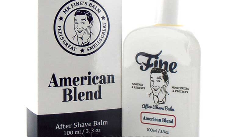AFTER SHAVE BALM AMERICAN BLEND - 100 ml
