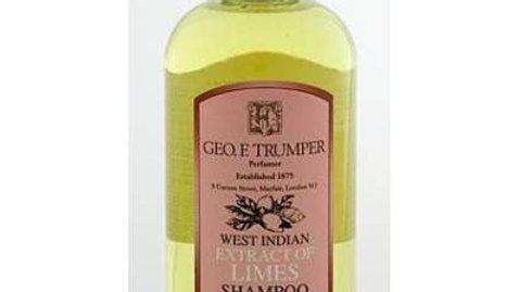 SHAMPOO EXTRACT OF LIMES - 200 ml