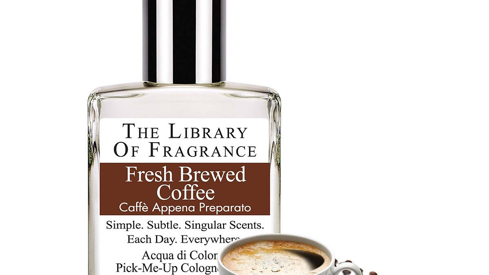 FRESH BREWED COFFEE - 30 ml