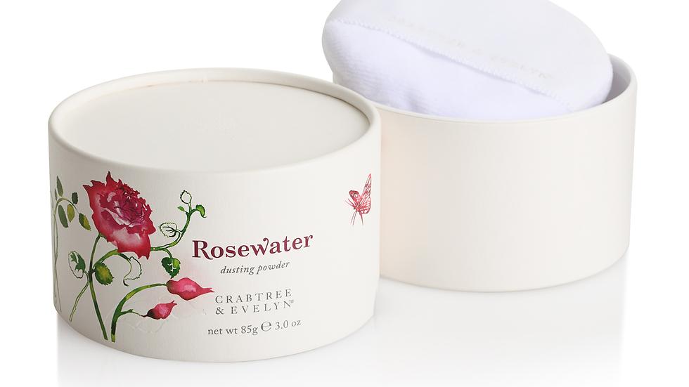 POLVERE ASPERSORIA ROSEWATER - 85 gr