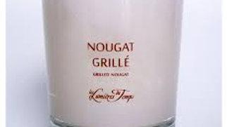 CANDELA PROFUMATA  NOUGAT GRILLÉ- 180 gr