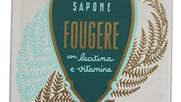 SAPONE FOUGERE - 100 gr