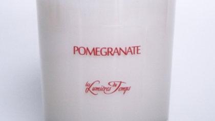 CANDELA PROFUMATA  POMEGRANATE- 180 gr