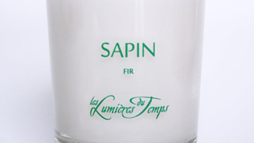 CANDELA PROFUMATA  SAPIN- 180 gr