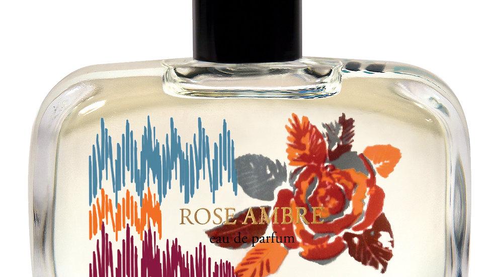 ROSE AMBRE - 50 ml