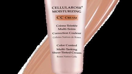 CELLULAROSE CC CREAM - 4 Tan 30 ml