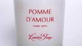 CANDELA PROFUMATA  POMME D'AMOUR- 180 gr