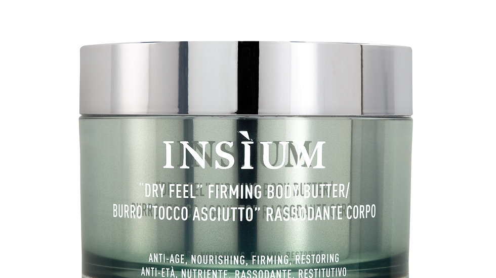 """DRY FEEL"" FIRMING BODY BUTTER/BURRO ""TOCCO ASCIUTTO"" RASSODANTE CORPO- 200 ml/6"