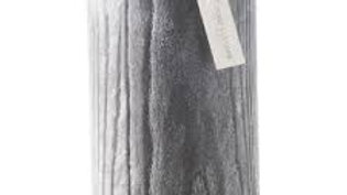 CANDELA DECORATIVA FINTO LEGNO - 18cm
