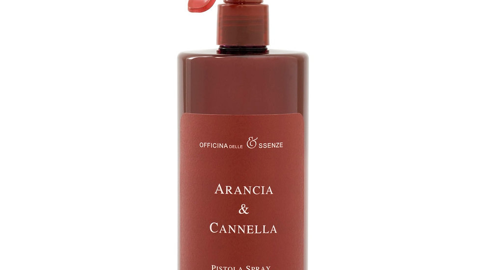 ARANCIA & CANNELLA - SPRAY  500 ml