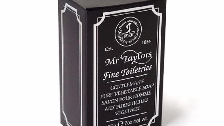 MR TAYLOR BATH SOAP 200 GR