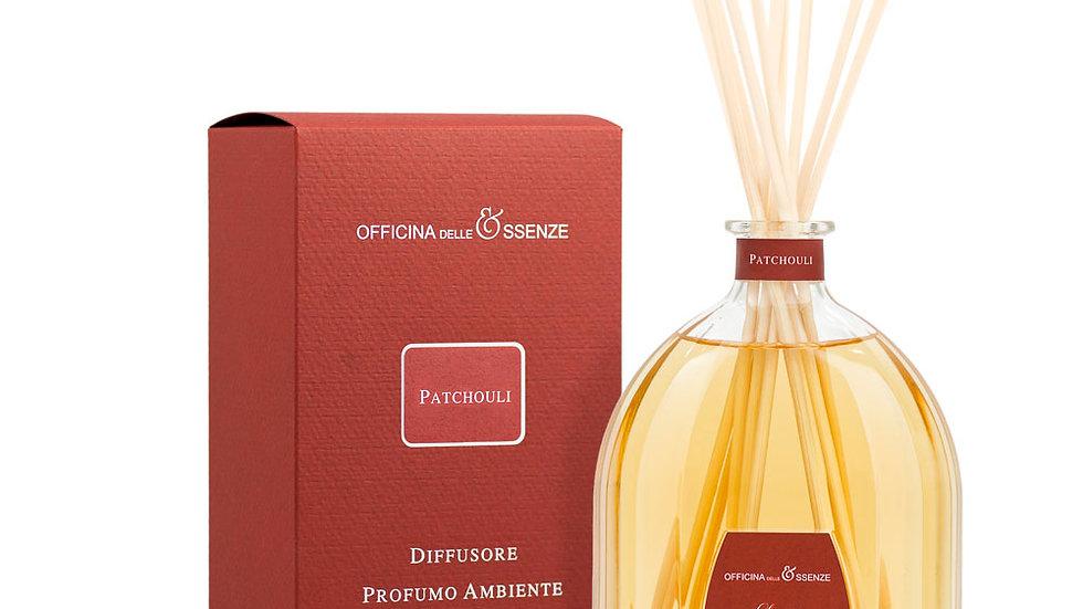 PATCHOULI - DIFFUSORE 250 ml