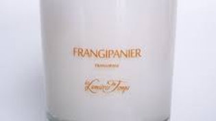 CANDELA PROFUMATA  FRANGIPANIER- 180 gr