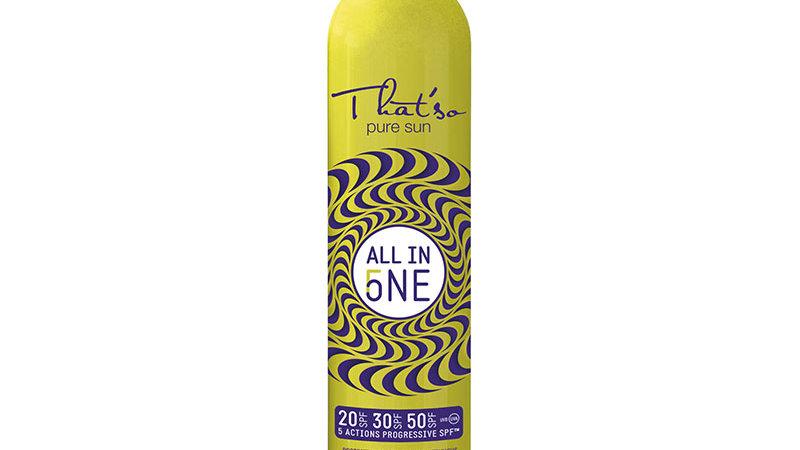 ALL IN ONE - OLIO SECCO PROTETTIVO - 200 ml