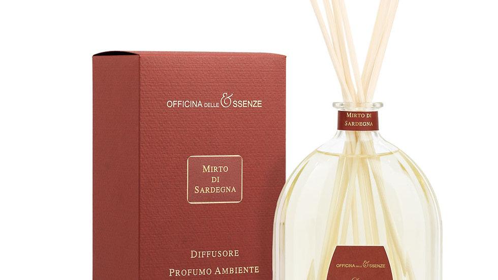 MIRTO DI SARDEGNA - DIFFUSORE 1250 ml