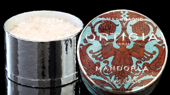 SALI DA BAGNO MANDORLA - 500 gr