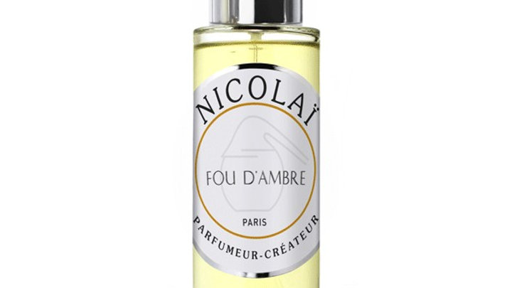 FOU D'AMBRE - SPRAY 100 ml