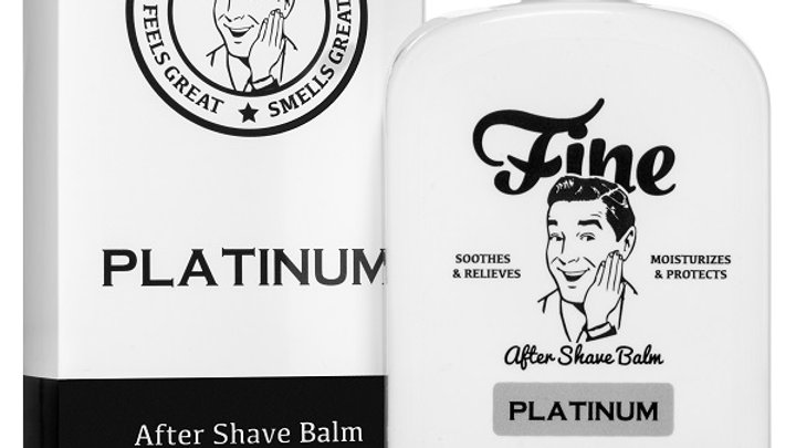 AFTER SHAVE BALM PLATINUM - 100 ml