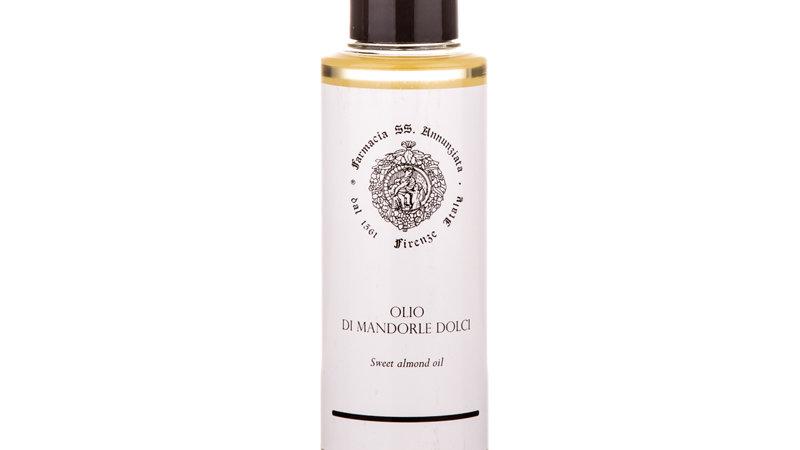OLIO DI MANDORLE DOLCI - 125 ml