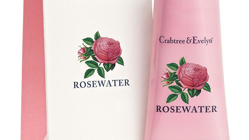 CREMA MANI ROSEWATER - 100 ml