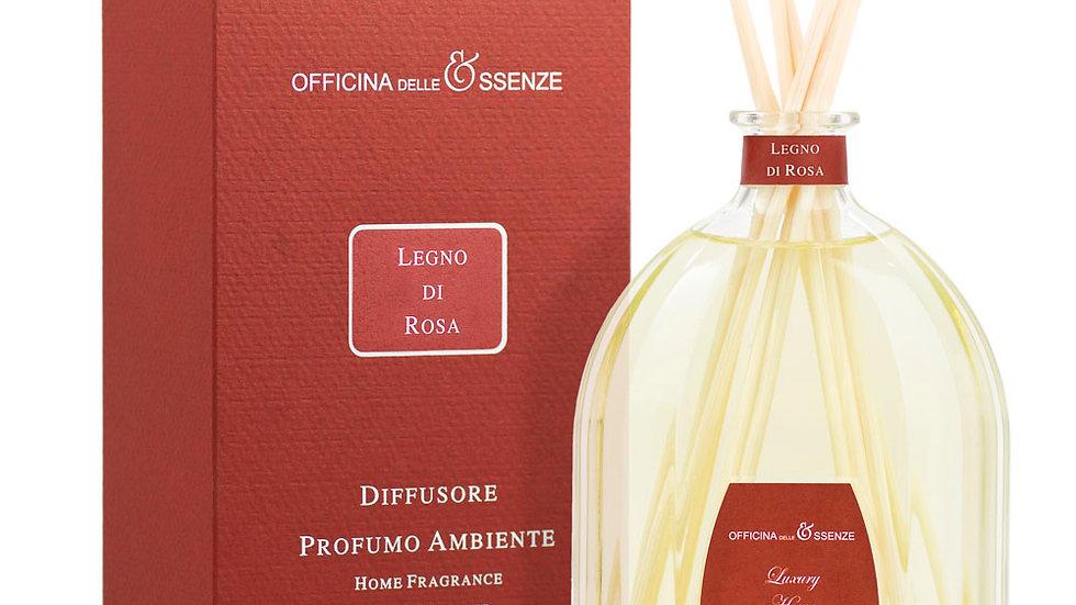 LEGNO DI ROSA - DIFFUSORE 500 ml