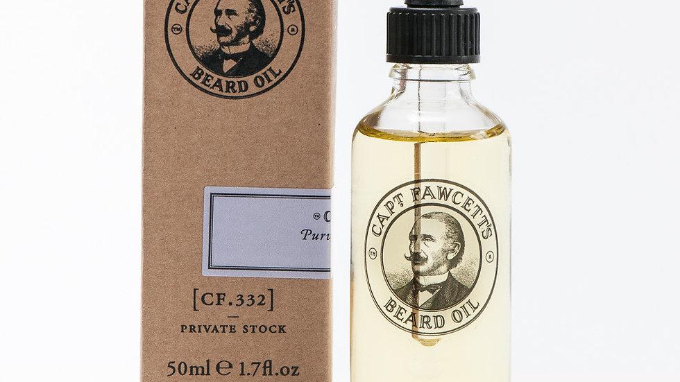 OLIO DA BARBA - 50 ml
