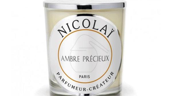 AMBRE PRECIEUX - CANDELA 180 gr
