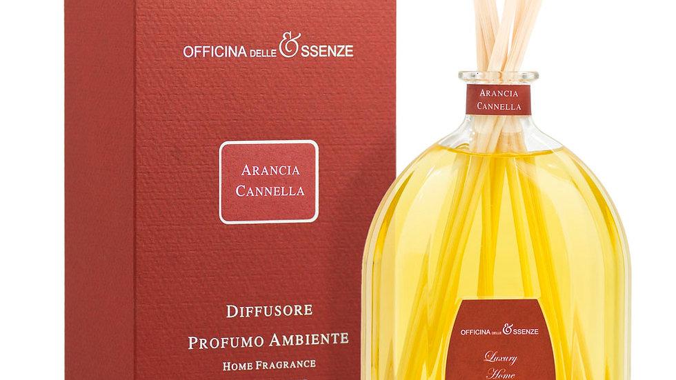 ARANCIA & CANNELLA - DIFFUSORE  250 ml