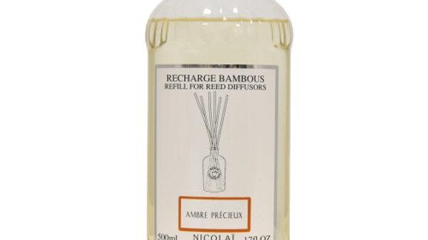 AMBRE PRECIEUX - RICARICA DIFFUSORE 500 ml