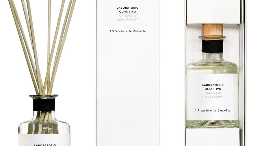 L'ARANCIO E LA CANNELLA -  DIFFUSORE 200 ml