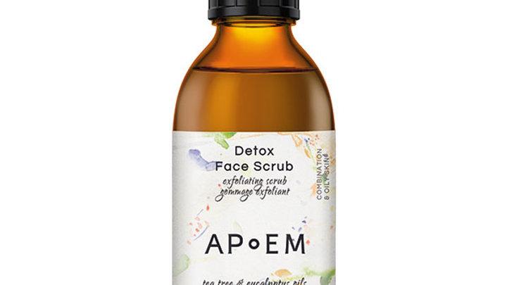 DETOX FACE SCRUB- 150 ml