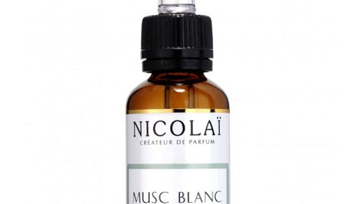 MUSC BLANC - OLIO 20 ml